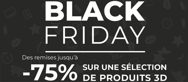Black Friday 2018 Makershop