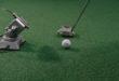 club de golf imprimé en 3D