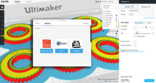 Ultimaker Cura 3.6 Marketplace