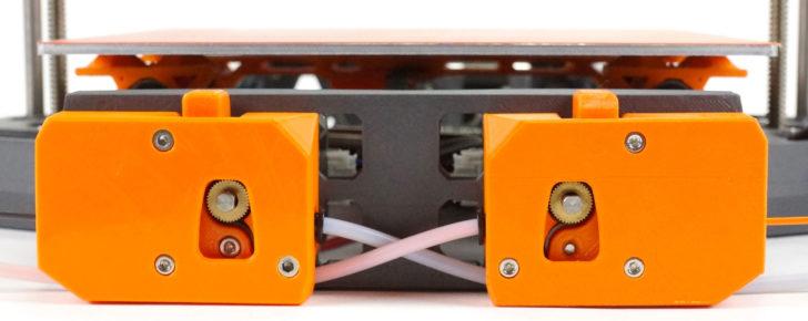 photo imprimante 3D Dagoma Disco Ultimate bi extrudeur