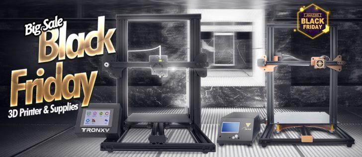 imprimante 3D pas chère black friday banggood 2018