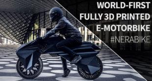 moto electrique nerabike bigrep nowlab
