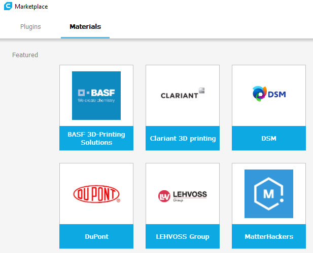 ultimaker cura marketplace