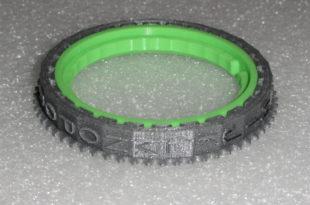 Test Alfawise U30 montage réglage imprimante 3D roue