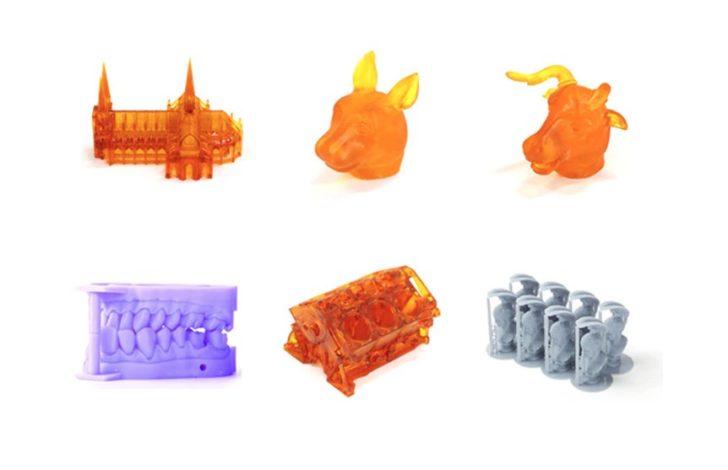 anet n4 3d print samples