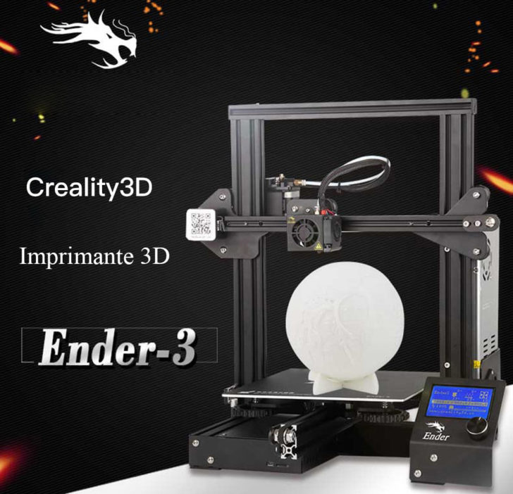 concours creality ender 3