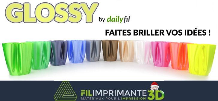 filament glossy