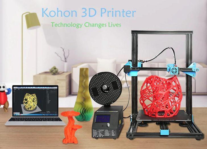 imprimante 3D Kohon KH01