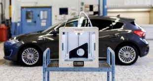 imprimante 3D ford Ultimaker
