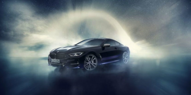 BMW M850i serie 8 impression 3D