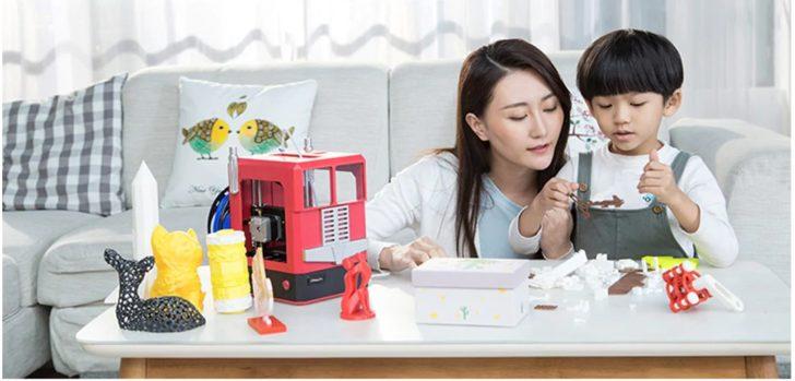 imprimante 3D enfants creality 3D CR-100