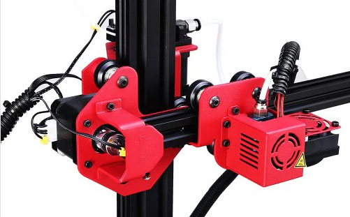 photo imprimante 3D Alfawise U20 Plus U20Plus U20+