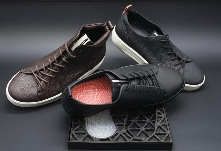 Dassault Ecco Dow semelle chaussure 3D