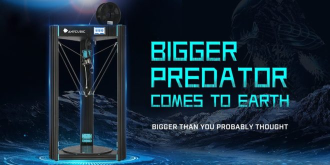 anycubic predator anycubic d