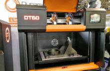 photo imprimante 3D Dynamical Tools DT60