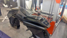 photo moto imprimante 3D