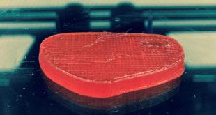 NovaMeat impression 3D viande Nova Meat