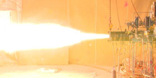 moteur fusée imprimé en 3d