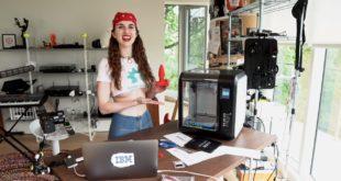 Piper Blush Plug Anal Imprimé en 3D
