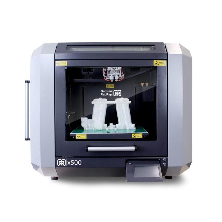 photo imprimante 3D german reprap x500