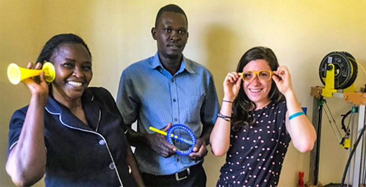 impression 3D Kenya