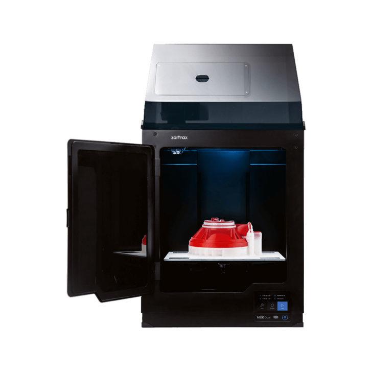 photo imprimante 3D zortrax m300 dual