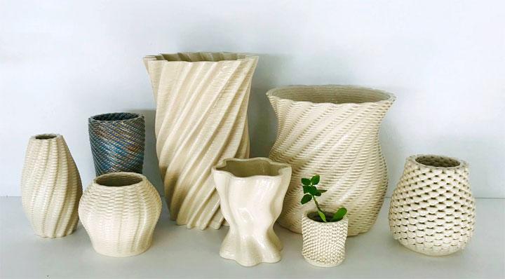 3dpotter potterie ceramique imprimante 3D