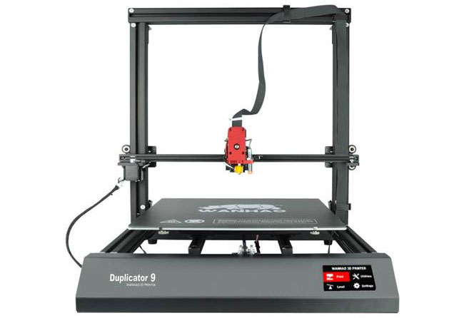 photo imprimante 3D Wanhao Duplicator 9 MK2 D9