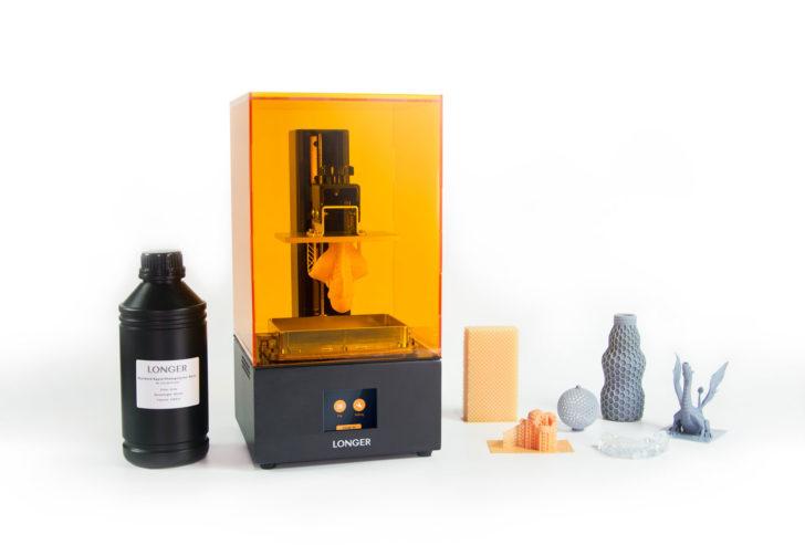 photo imprimante 3D Longer Orange 30