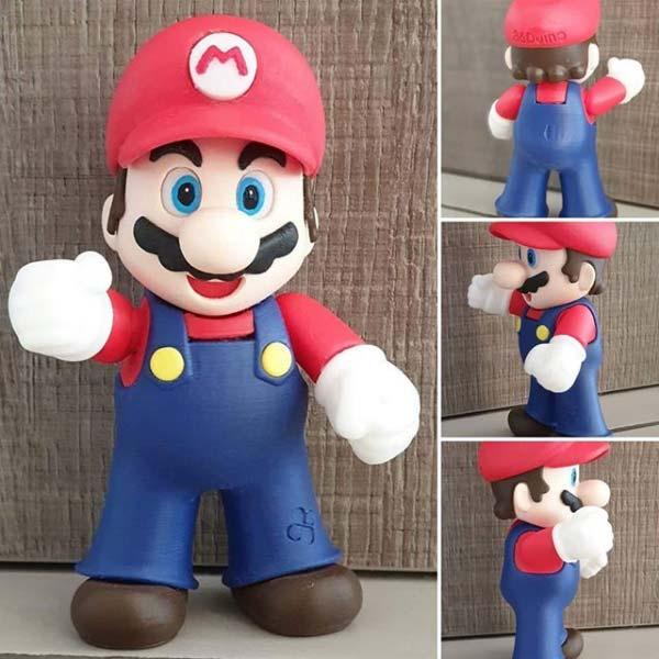 photo Mario 3D Super Mario Bros