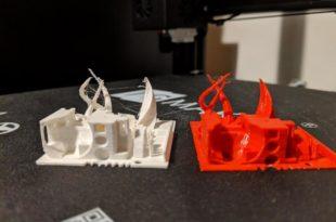 test JgAurora JgMaker imprimante 3D 02
