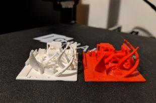 test JgAurora JgMaker imprimante 3D 03