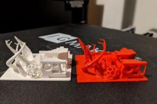 test JgAurora JgMaker imprimante 3D 04