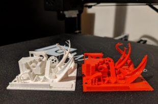 test JgAurora JgMaker imprimante 3D 05