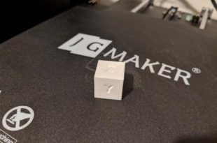 test JgAurora JgMaker imprimante 3D 15