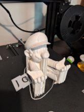 test JgAurora JgMaker imprimante 3D 17