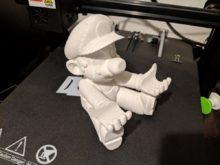 test JgAurora JgMaker imprimante 3D 19