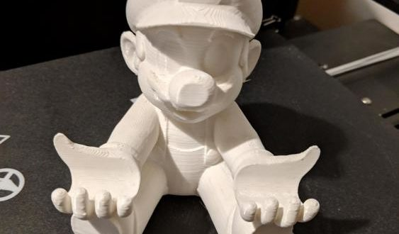 test JgAurora JgMaker imprimante 3D 20