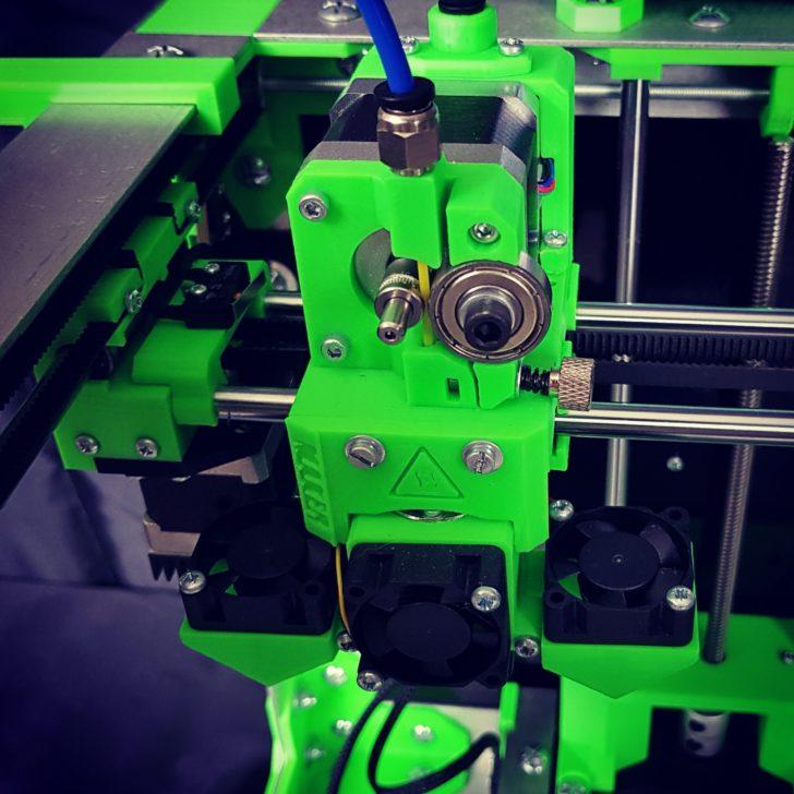Mk3 maker pièces 3D