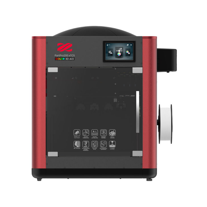 photo imprimante 3D XYZprinting PartPro200 xTCS