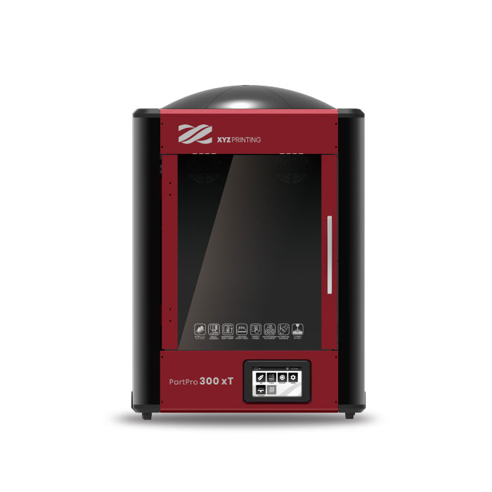 photo imprimante 3D XYZprinting PartPro300 xT