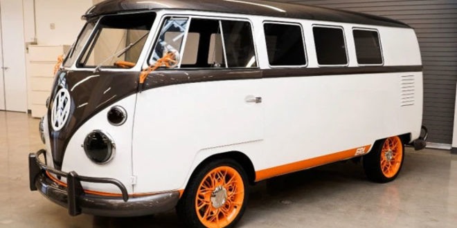 photo Volkswagen Combi Type 20