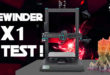 Test Artillery Sidewinder X1 Imprimante 3D Printer Review Demo