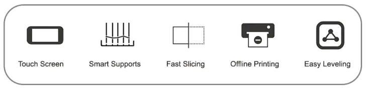 caractéristiques longer3D orange 10