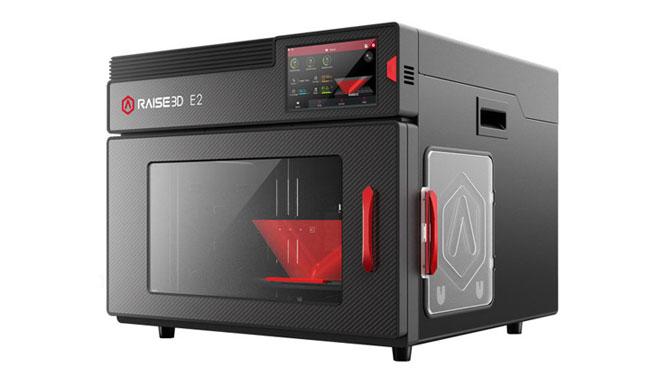 photo imprimante 3D Raise3D E2