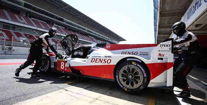 Toyota Motorsport 3D SystemsToyota Motorsport 3D Systems