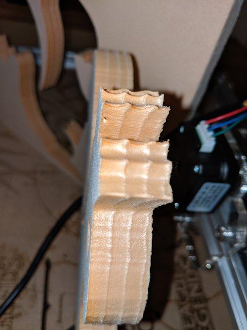 découpe laser polystyrène