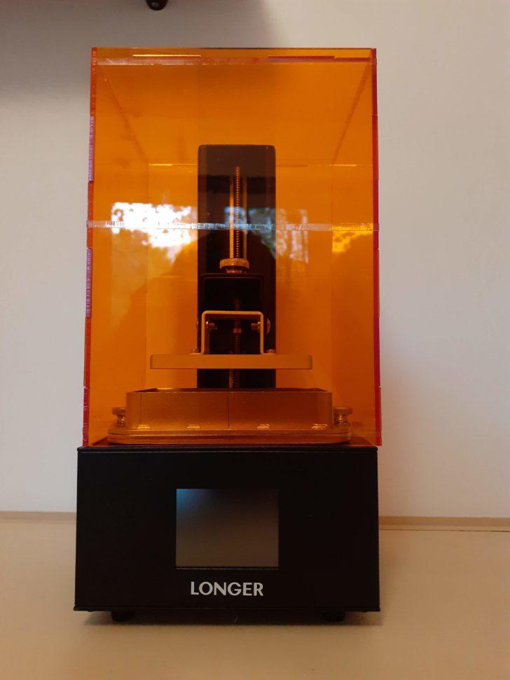 photo imprimante 3D Longer3D Orange10