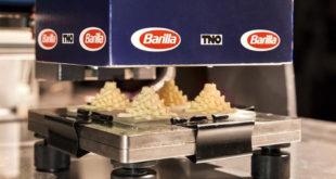 Barilla pates 3D pasta