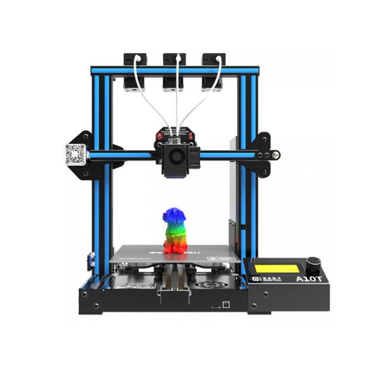 photo imprimante 3D Geeetech A10T